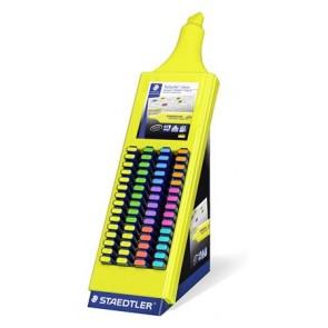 Szövegkiemelő display, 1-5 mm, STAEDTLER, vegyes színek