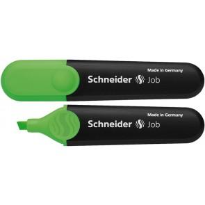 """Szövegkiemelő, 1-5 mm, SCHNEIDER """"Job 150"""", zöld"""
