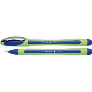 """Tűfilc, 0,8 mm, SCHNEIDER """"Xpress"""", kék"""