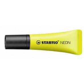 """Szövegkiemelő, 2-5 mm, STABILO """"Neon"""", sárga"""