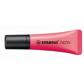 """Szövegkiemelő, 2-5 mm, STABILO """"Neon"""", rózsaszín"""