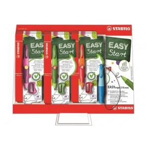 """Nyomósirón display, 3,15 mm, STABILO """"EasyErgo Start"""", vegyes színek"""