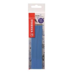"Golyóstollbetét, 0,35 mm, STABILO ""Re-Liner"", kék"