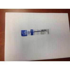 """Golyóstollbetét, 0,4 mm, UNI """"S-7L"""", kék"""