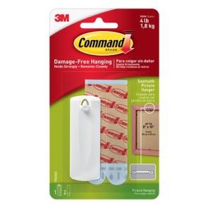 """Műanyag képkeret akasztó, 3M SCOTCH """"Command"""""""