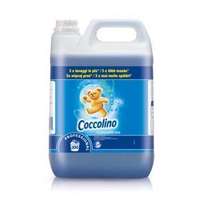 Öblítő koncentrátum, 5 l, COCCOLINO, friss illat, kék