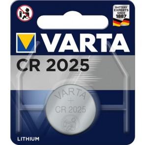 Gombelem, CR2025, 1 db, VARTA