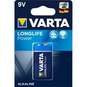 "Elem, 9V, 1 db, VARTA ""Longlife Power"""