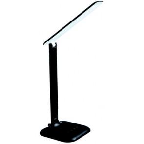 """Asztali lámpa, LED 2,9W, EGLO """"Caupo"""", fekete"""