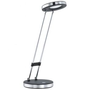 """Asztali lámpa, LED 3W, EGLO """"Gexo"""", fekete, króm"""