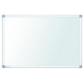 Fehértábla, NanoClean™ felületű, mágneses, 60x90 cm, alumínium keret, NOBO