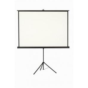 Vetítővászon, hordozható, 1:1, 160x160 cm, VICTORIA