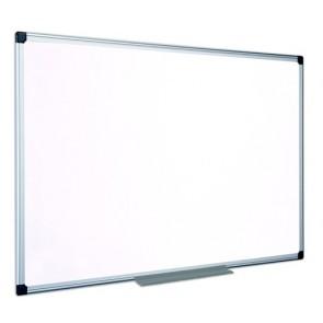 Fehértábla, nem mágneses, 90x120 cm, alumínium keret, VICTORIA