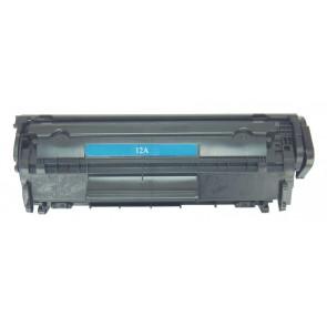 Q2612A Lézertoner LaserJet 1010, 1015, 1018 nyomtatókhoz ECO 12A fekete 2k
