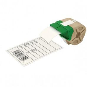 """Etikett, folyamatos, papír, öntapadó, 61 mm x 22 m, LEITZ """"Icon"""" fehér"""