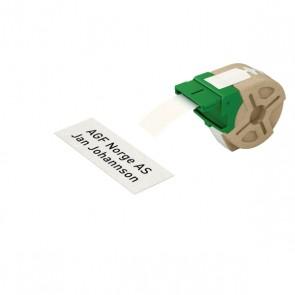 """Etikett, folyamatos, papír, nem öntapadó, 32 mm x 22 m, LEITZ """"Icon"""" fehér"""