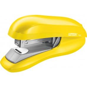 """Tűzőgép, 24/6, 26/6, 30 lap, lapos tűzés, RAPID """"F30"""", élénk sárga"""