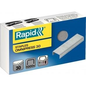 "Tűzőkapocs, RAPID ""Omnipress 30"""