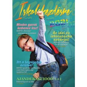 Iskolaszer katalógus | Iskolakezdésre kiadvány 2021